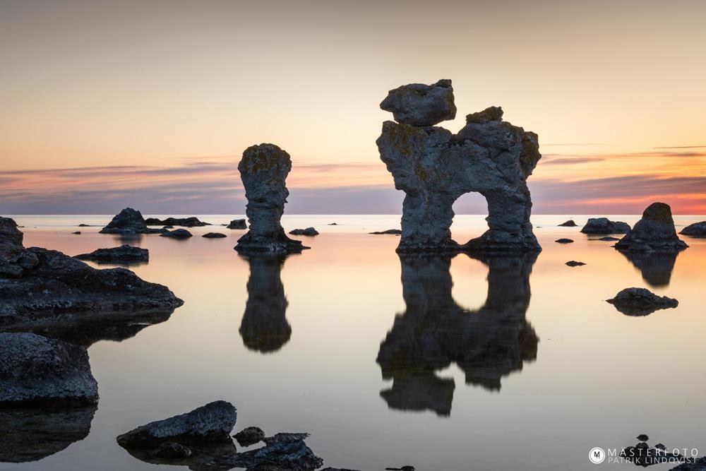 Landskapsfotografering Gotland
