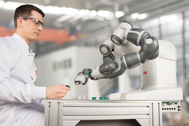 Robot och automationsprogrammerare