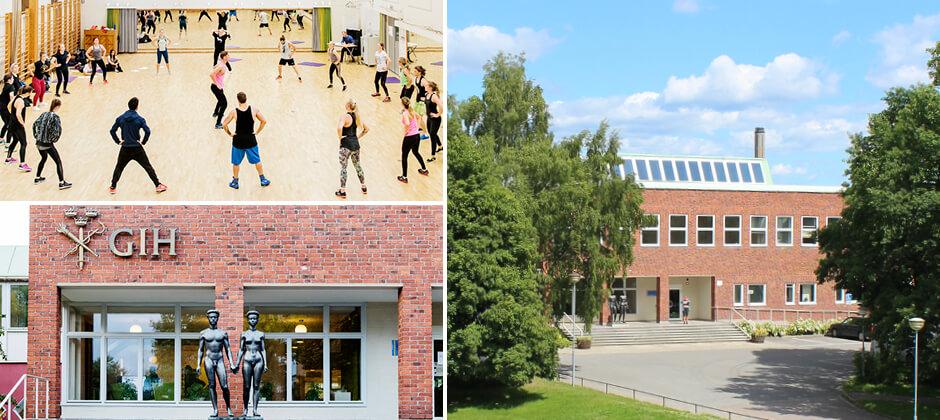 Gymnastik- och idrottshögskolan