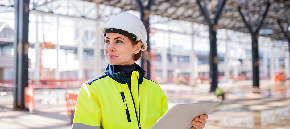 Anläggningsingenjör - Infrastruktur yrkeshögskoleutbilnding