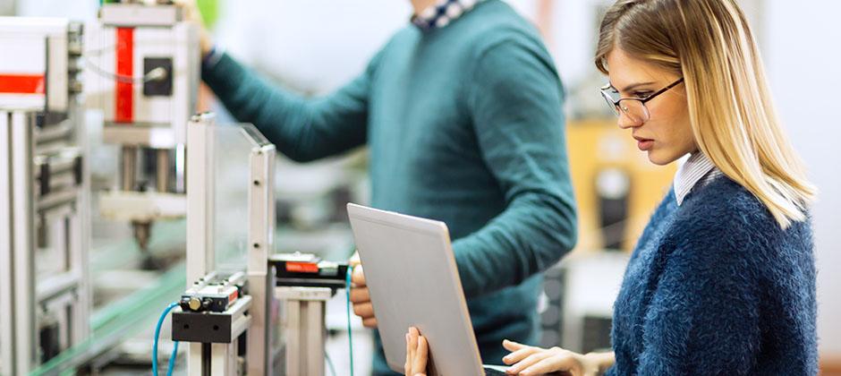 Automations- och robotingenjör yrkeshögskoleutbildning