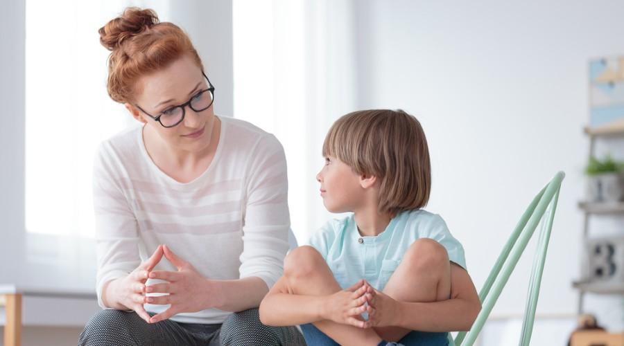 Samtal med barn och ungdomar