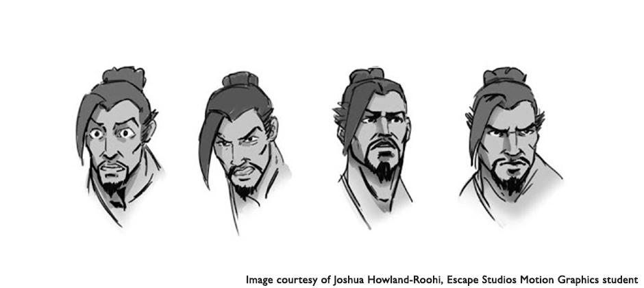 2D Character Design (8 weeks) image