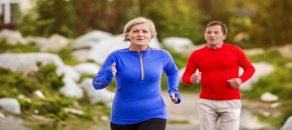 Seniorer och träning