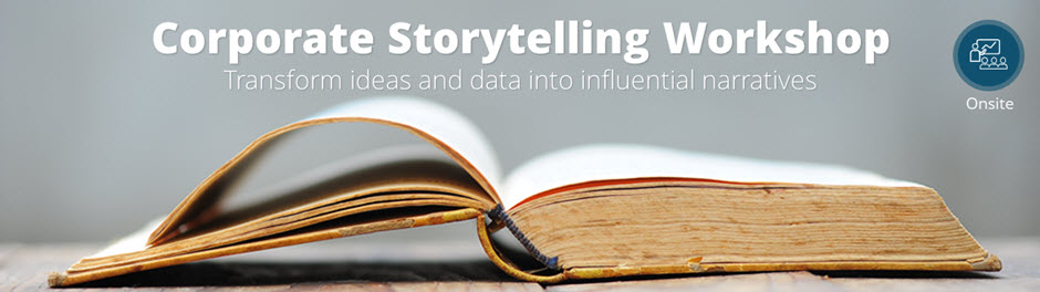 Crafting Strategic Visual Stories (On-demand Micro-learning)