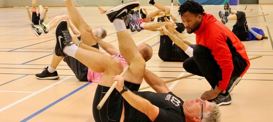 hälsoinspiratör träning