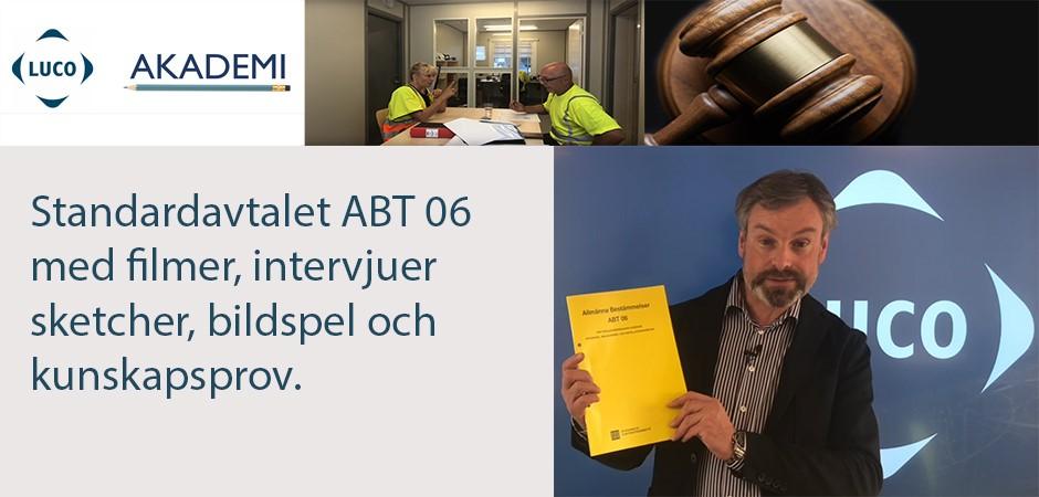 ABT 06 utbildning
