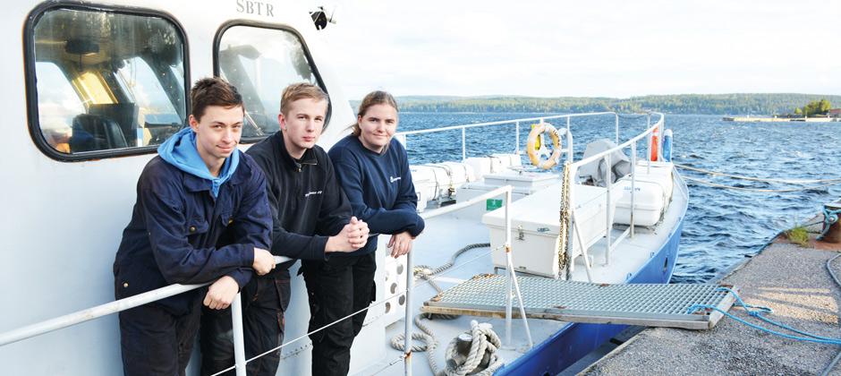 Sjöfartsutbildningen