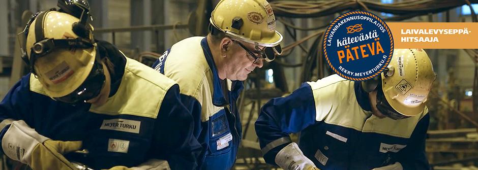 laivalevyseppähitsaaja-meyer-turku-työvoimakoulutus