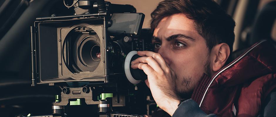 master i kreativ filmproduksjon