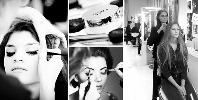 Makeup utdanning - FACE Stockholm Make Up School