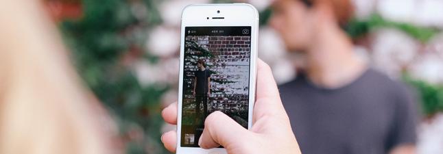 Visuaalisen sisällön teko sosiaaliseen mediaan