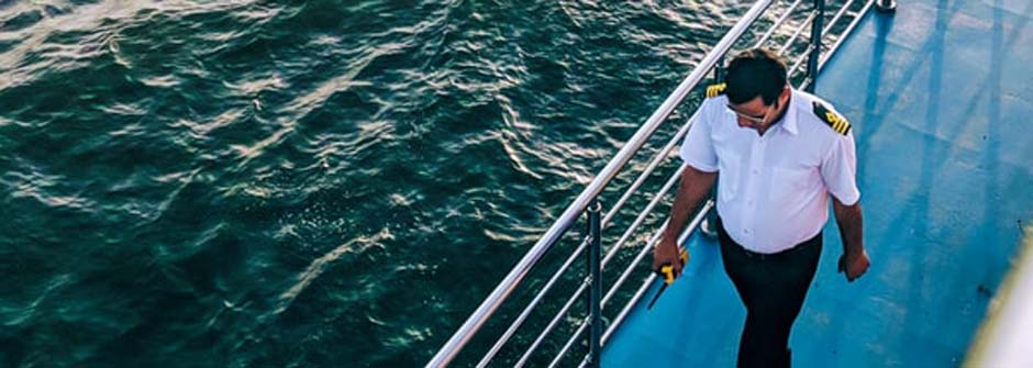 Merenkulkualan työsuojelun perusteet | Työturvallisuuskeskus