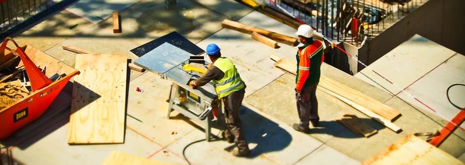 Rakennusalan työsuojelun peruskurssi | Työturvallisuuskeskus