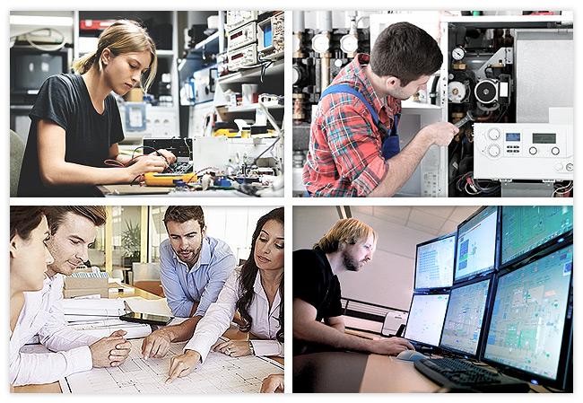 Fastighets- och energitekniker