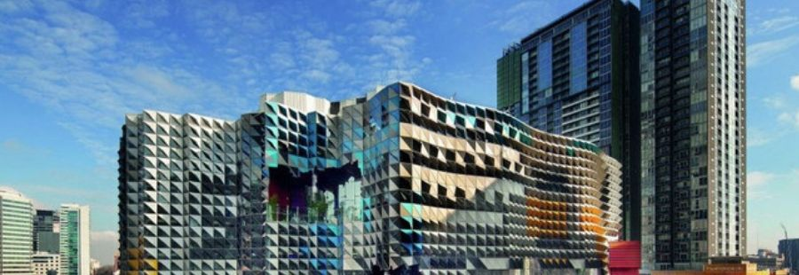 arkitektur i udlandet
