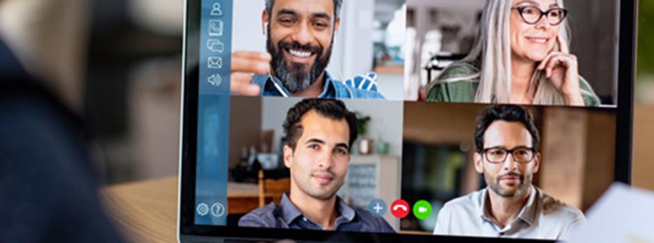 Arbeiten in internationalen, virtuellen Teams