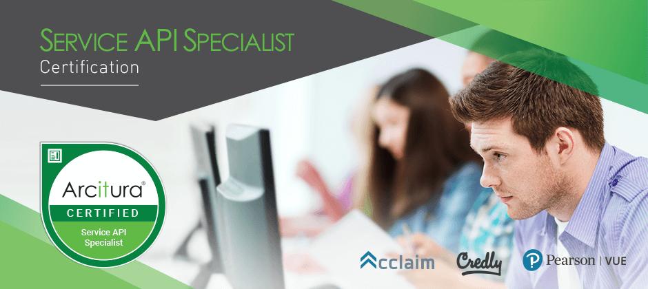 Service API Specialist Certification eLearning Study Kit Bundle