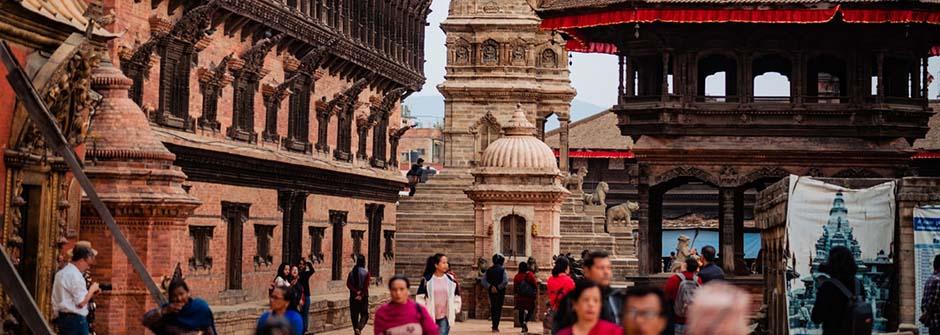 Vapaaehtoistyö | Nepali