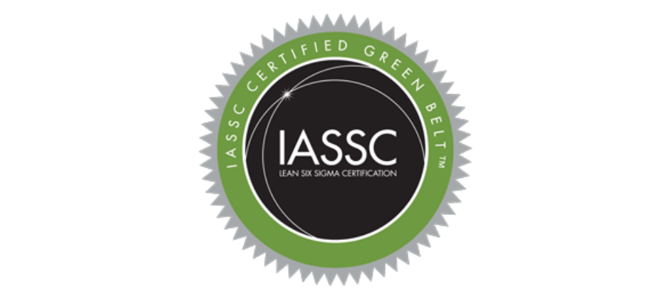 IASSC Lean Six Sigma Green Belt Accredited Course with Official Exam