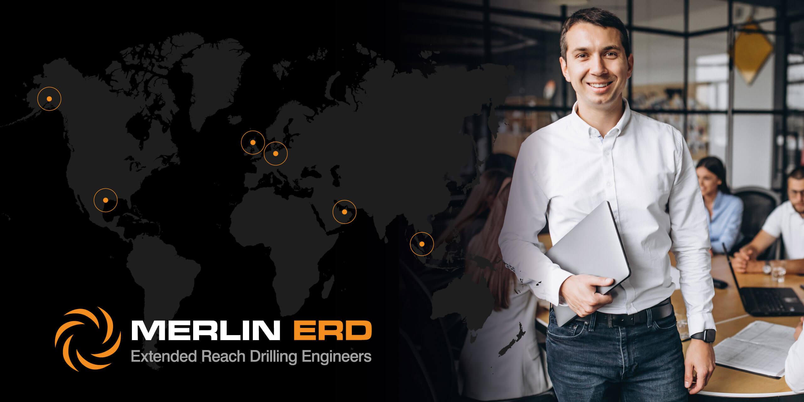 Merlin ERD Ltd course baneer