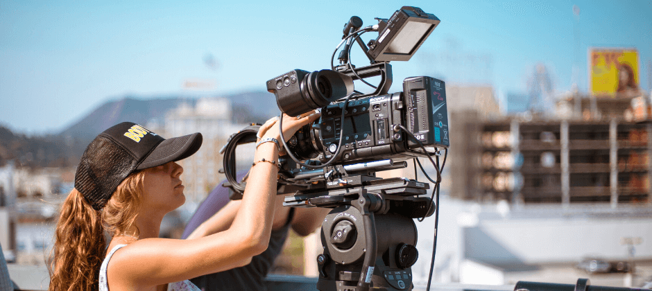 Bachelor of Science in Digital Filmmaking (Online)