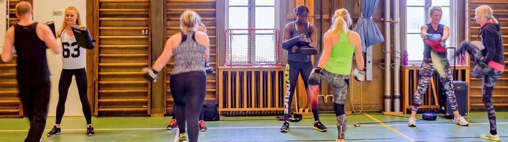 Personlig tränare - PT på distans, påbyggnadsutbildning