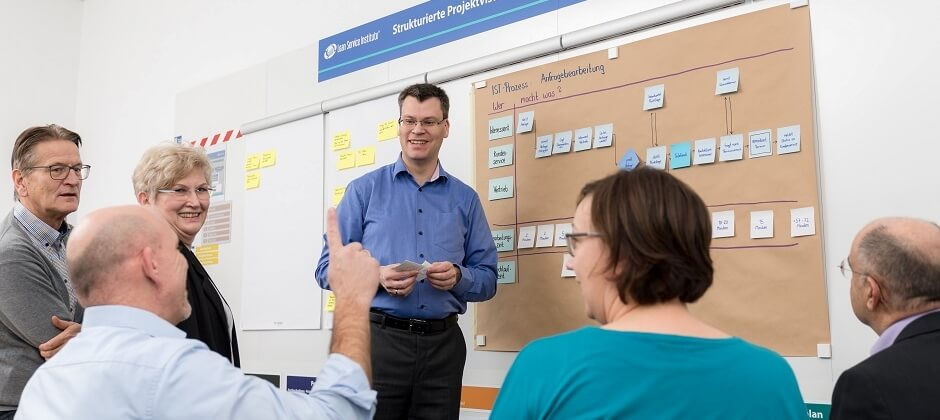 Lean Office verstehen und anwenden – Online-Seminar