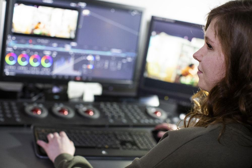 VFX-artist för spel och film