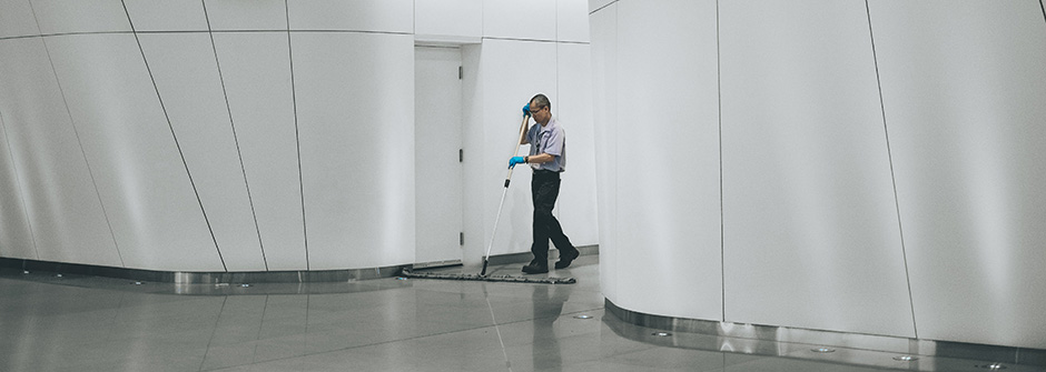 Tekninen kiinteistönhoitaja, puhtaus- ja kiinteistöpalvelualan ammattitutkinto