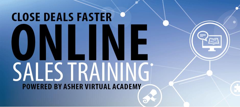 Asher Strategies - DC Sales Training Company