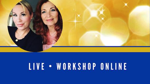 ATTRAKTIONSLAGEN Uppgradera dig till  2.0 Webinar! -Personlig utveckling |Online LIVE Mia de Neergaard & Camilla Elfving