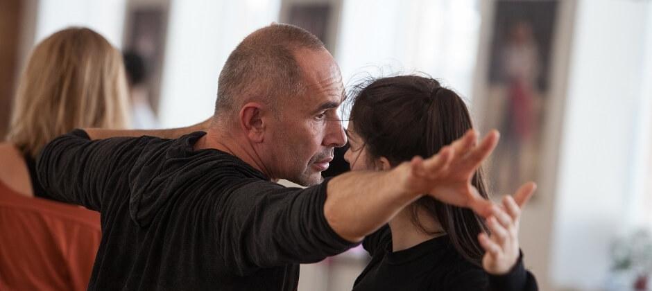 Tanz- und Ausdruckstherapie