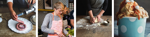 Corona-anpassad matlagningskurs laga mat fira födelsedag födelsedagskalas aktivitet stockholm