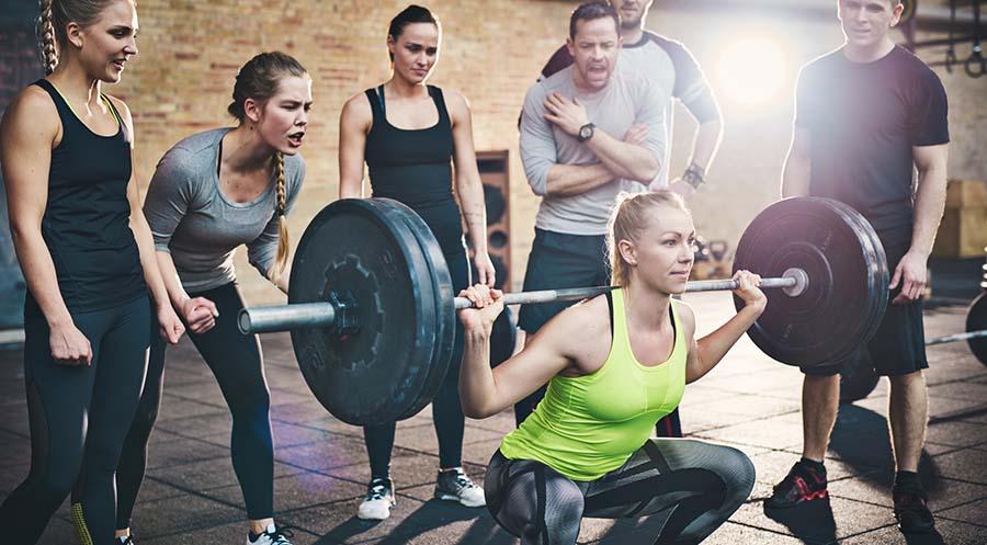 personlig trener - akademiet for personlig trening