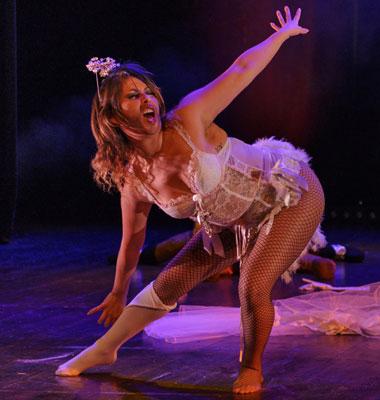 Burlesque och Burlesque fusion