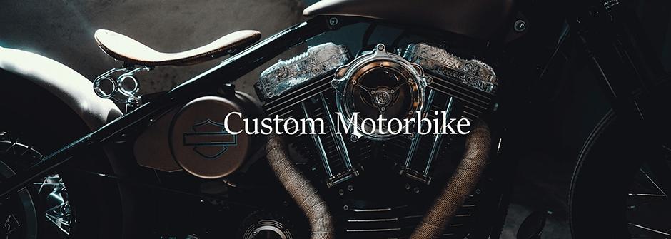 Moottoripyörien rakennus- ja entisöintikurssi