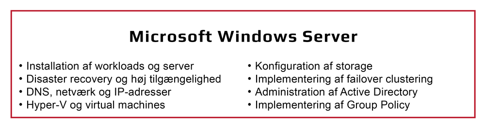 Windows Server (on-premises)