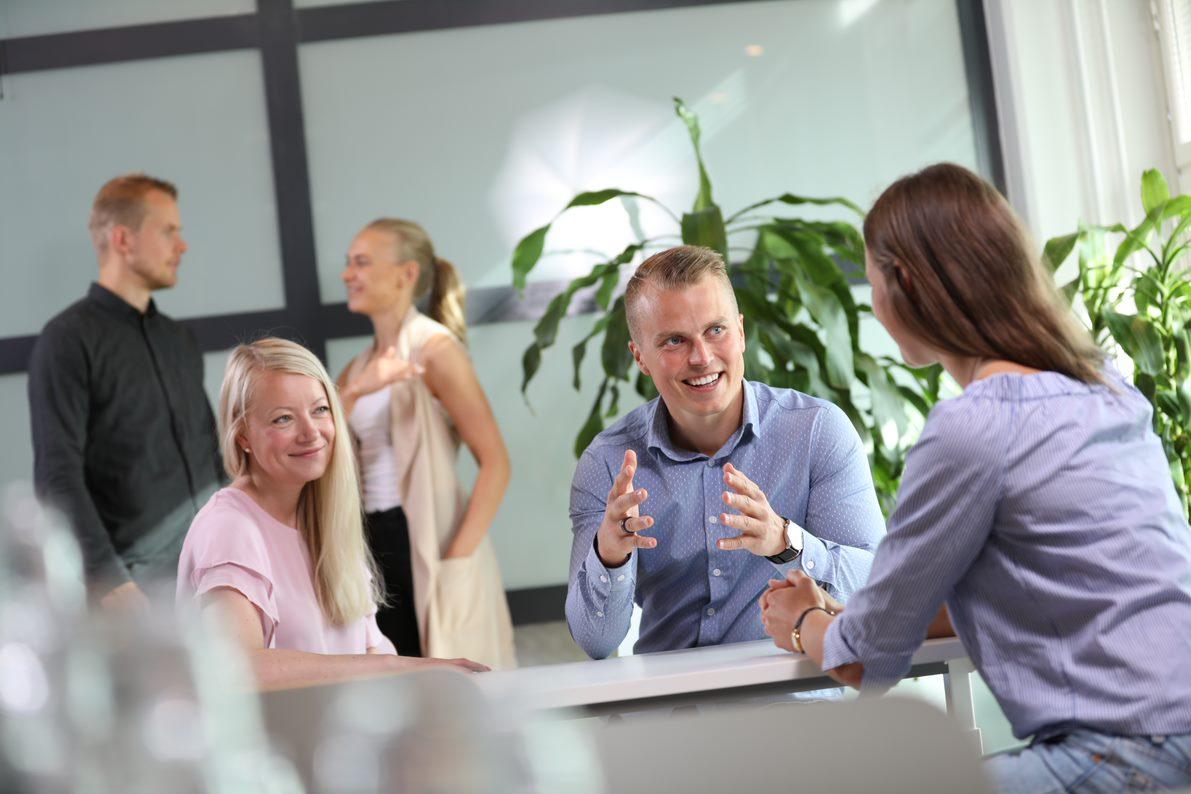 Työyhteisötaidot-valmennus