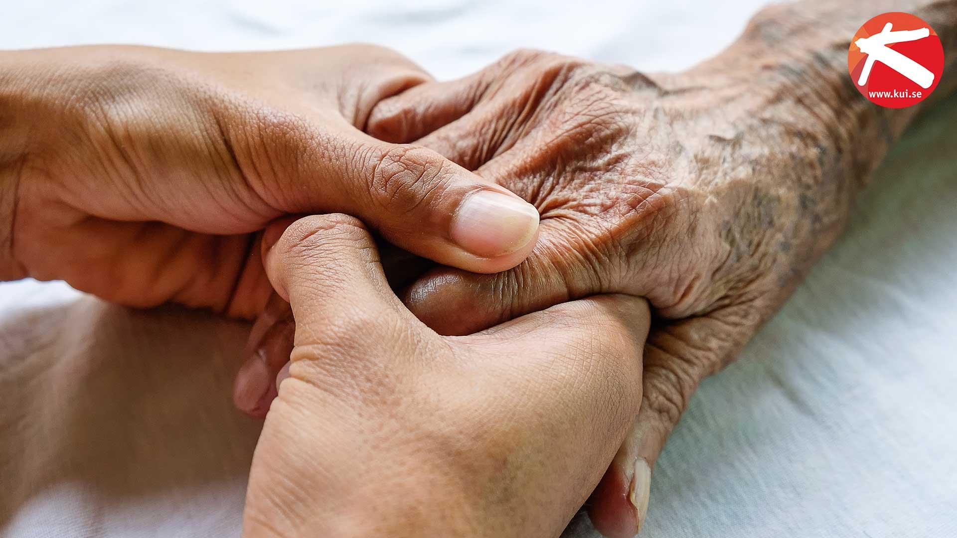 Kort Yh-utbildning för dig som arbetar som undersköterska eller motsvarande inom äldreomsorgen