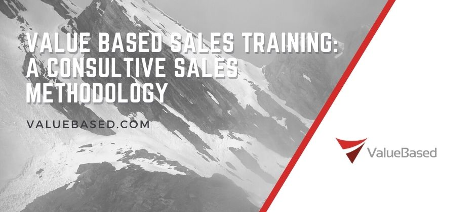 Value Based Sales Training Course: A Consultative Sales Methodology