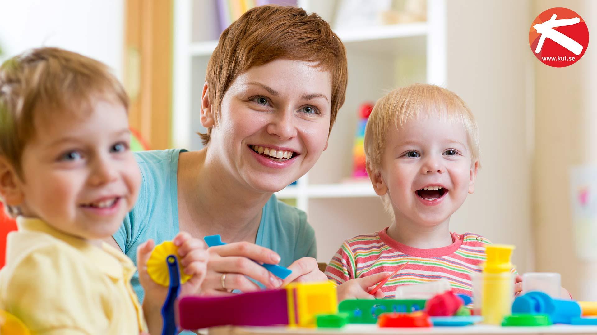 Barnskötare Elevassistent yrkesutbildning – Motala