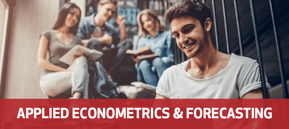 Master in Applied Econometrics and Forecasting