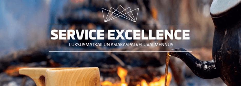 Service Excellence – luksusmatkailun asiakaspalveluvalmennus