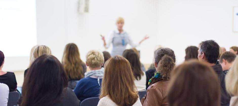 Digitalkurs i retorik och presentationsteknik