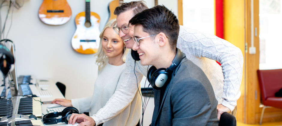 Teknikvetenskap + Musik