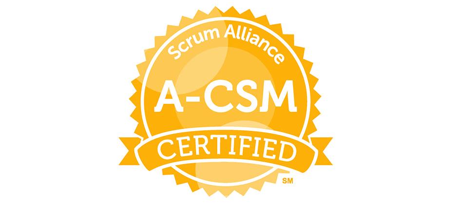 Advanced Certified Scrum Master® (A-CSM) Coaching