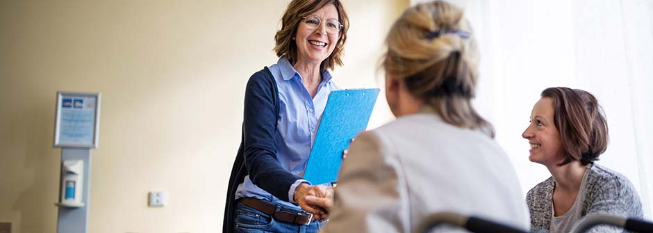 Master of Health Care and Social Services | Rehabilitation