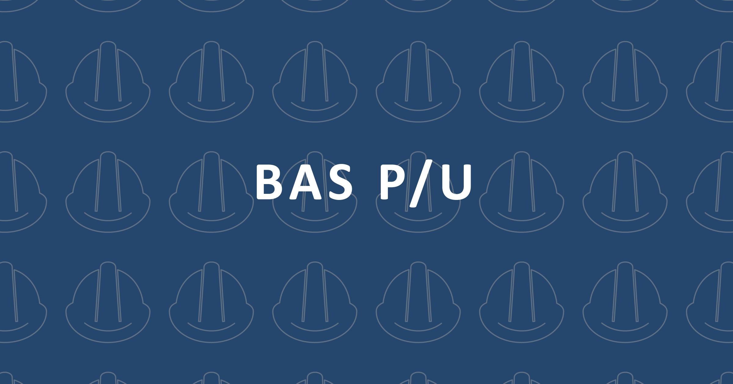 BAS P/U | Eldupphör