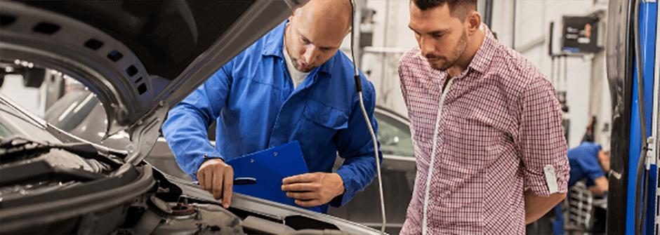 Autoalan työnjohtajan koulutus